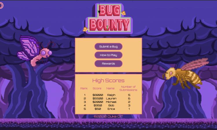 Bug Bounty Program Web App